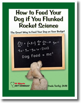 How to Feed Your Dog If You Flunked Rocket Science